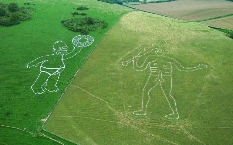 Chalk Figures